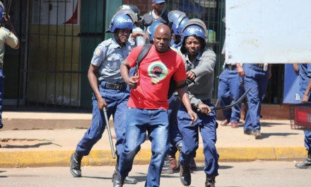 ZCTU Warns That They Will Not Be Deterred By Govt Arrests And Harassment