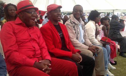 Mwonzora wants to end the standoff between Chamisa and Mnangagwa