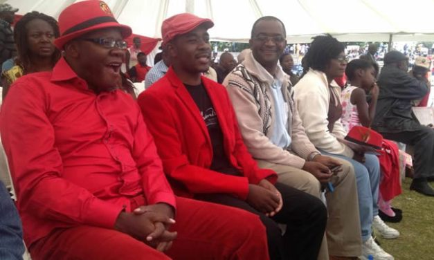 Mwonzora wants to end the standoff between Chamisa and Mnangagwa