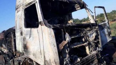 Photo of Zambian truck drivers told to avoid travelling to SA