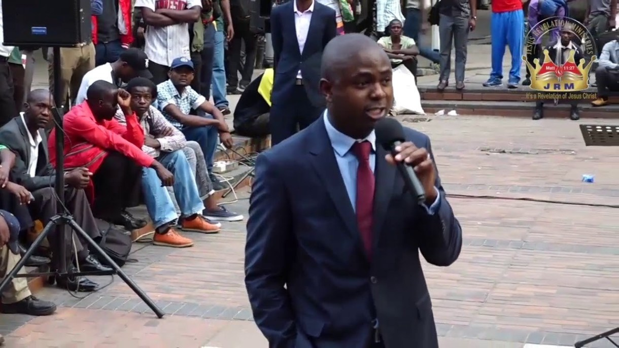 Apostle Chiwenga Prophecy On Robert Mugabe Fulfilled
