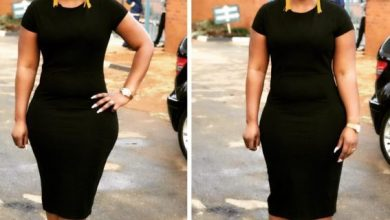 Photo of 11 SLAYING PICTURES OF MADAM BOSS SHOWING OFF HER SE_XY, CURVY BODY THAT HAVE SET SOCIAL MEDIA ON FIRE