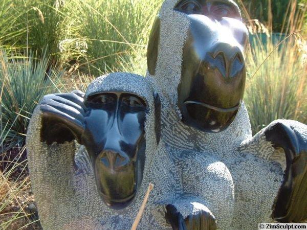 Mischievous Baboons