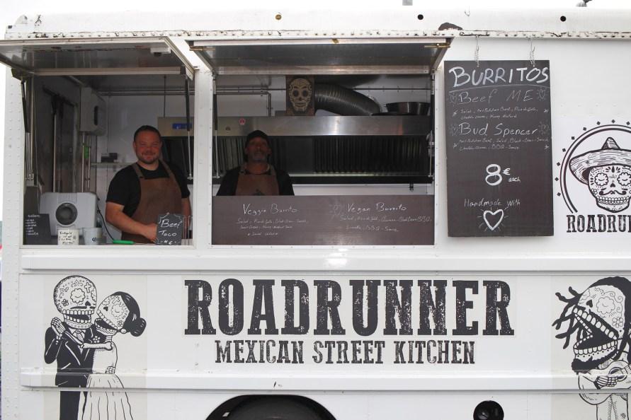 Anzeige Mein Kalorienreicher Tag Beim Food Truck Festival Von Möbel
