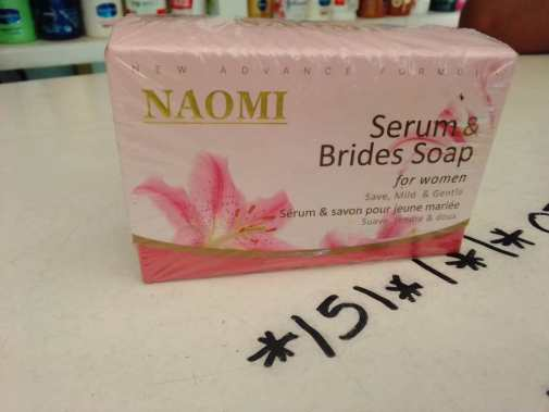 brides virginty serum soap being sold in Harare