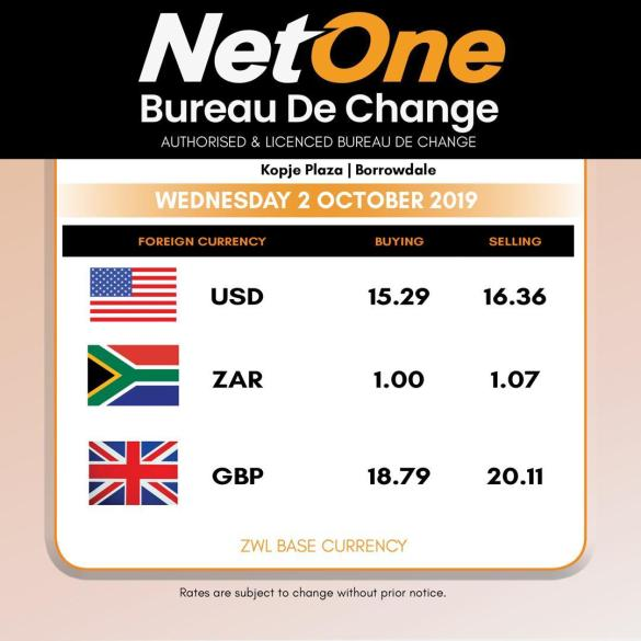 Interbank and Street Rates Updated 02/10/2019