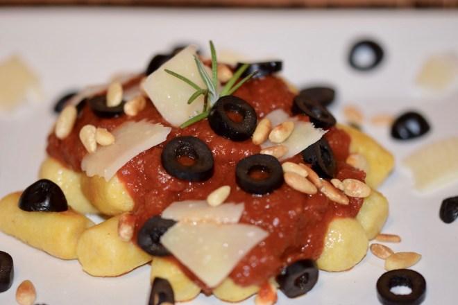 Rezepte: Hauptgerichte: Gnocchi