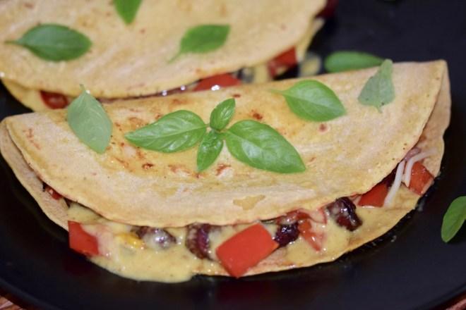 Rezepte: Hauptgerichte: Quesadillas