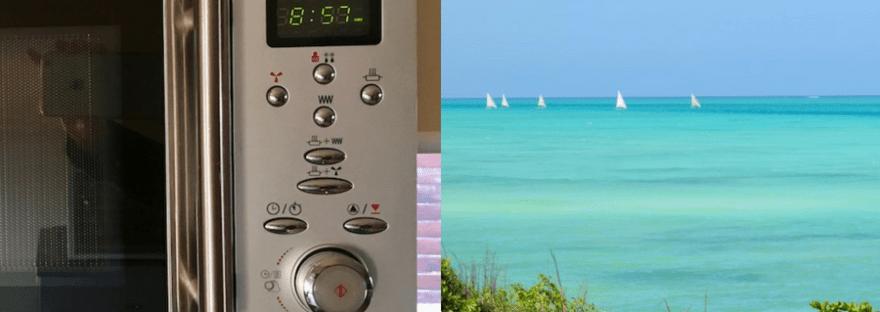 Tipps & Infos: Urlaubsküche aus der Mikrowelle - 14 Tipps für das Kochen mit der Mikrowelle