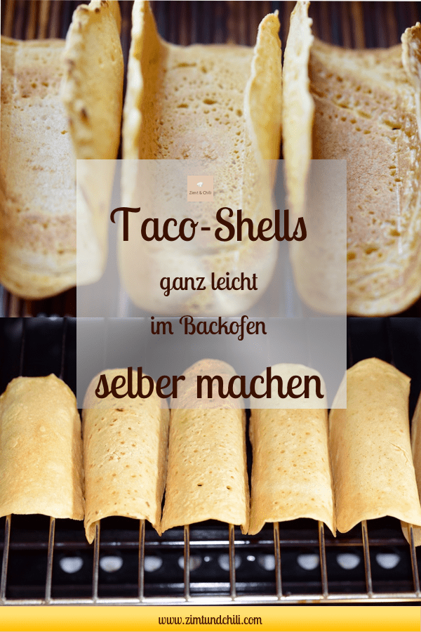 tacoshells - tacos - tortillas - rezept - selbermachen - backofen - mexikanisch -tippsundtricks