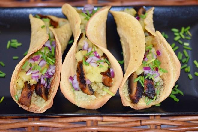 mexikanischetacosalpastorselbermachen - mexikanischetacos - tacorezept - vegan - glutenfrei - tacosalpastor - selbermachen - kochen - rezept