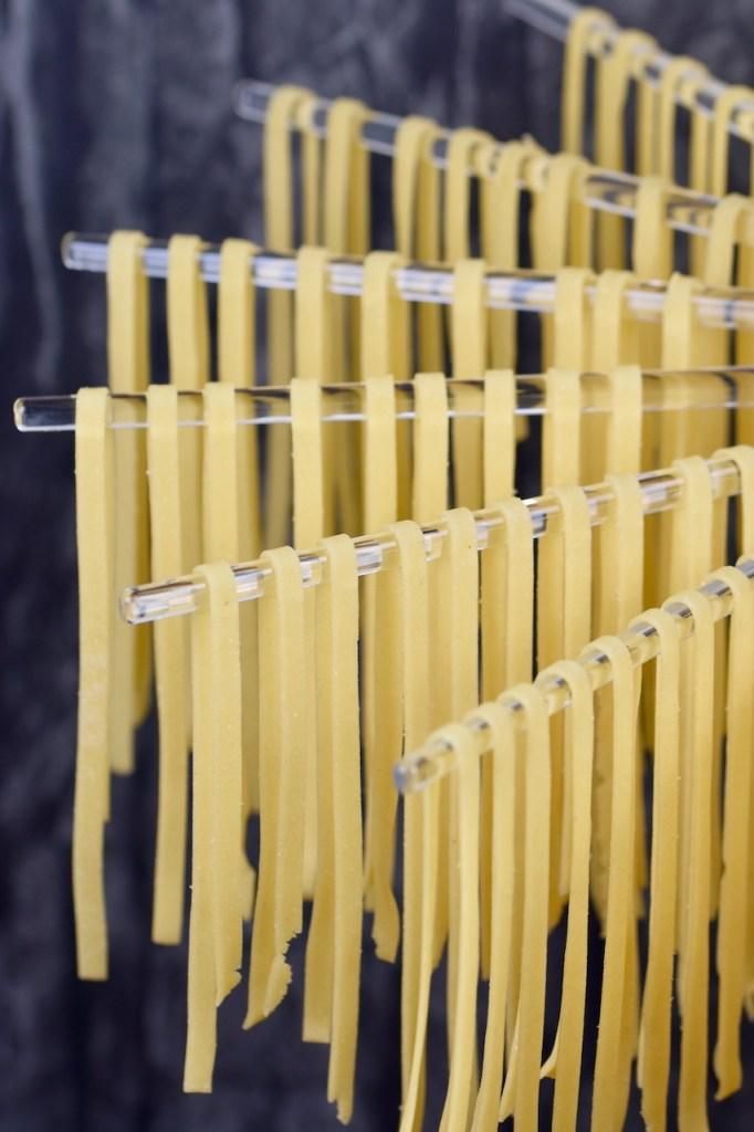 glutenfreie Nudeln selber machen - Grundrezept - Rezept - frische Pasta - glutenfreier Nudelteig - glutenfreie Pasta - DIY