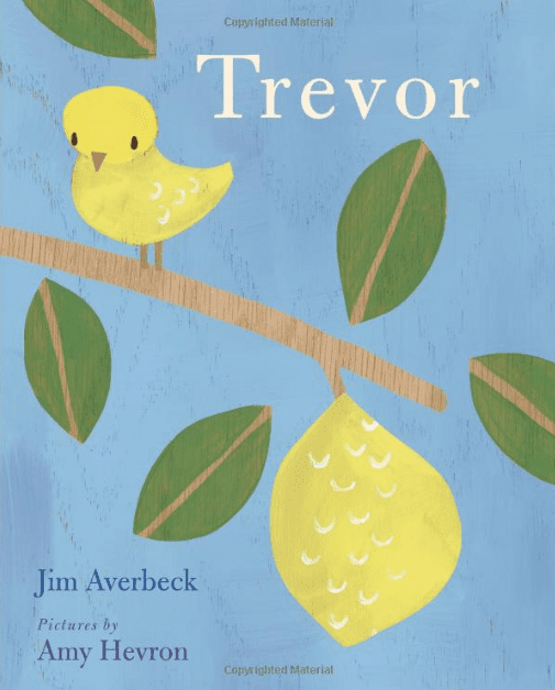 """Trevor"" Book Release Party and Art Exhibit with Illustrator Amy Hevron"