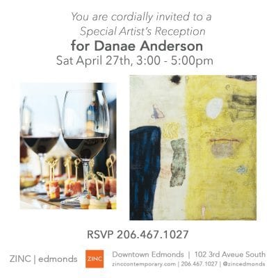 She Sang For You | new works by Danäe Anderson Artist Reception