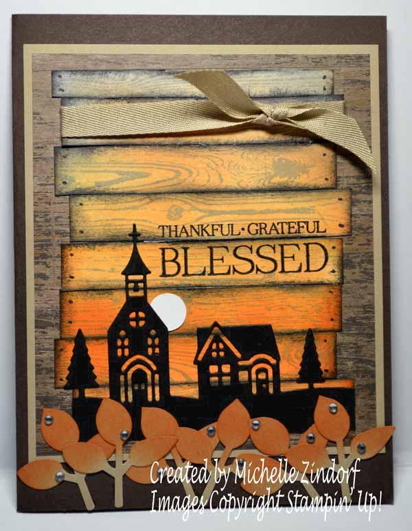 Planked Blessing