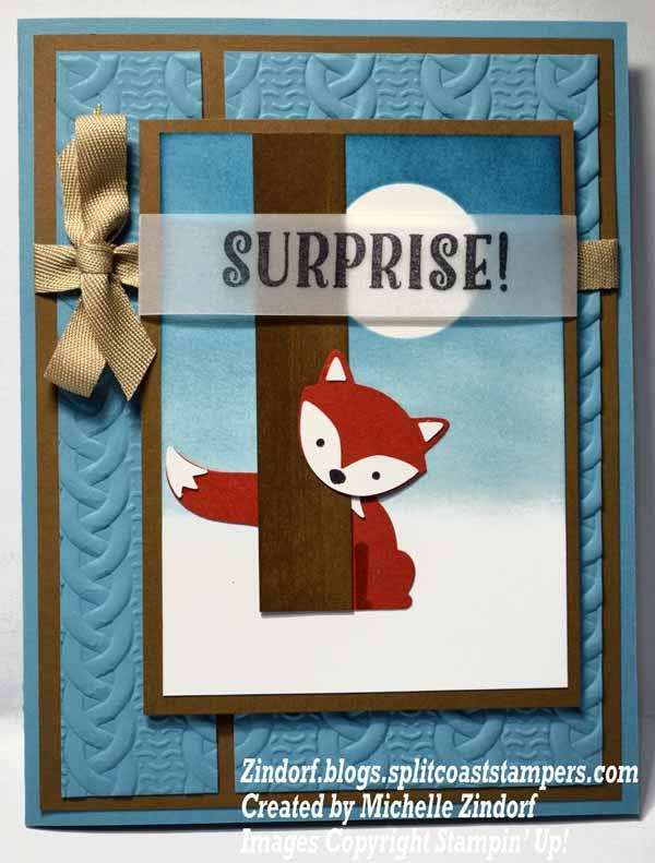 Foxy Surprise