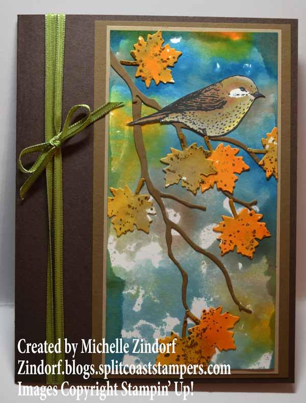 Autumn Birdie