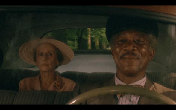 Ejemplo de eneatipo 1: Miss Daisy, de la película El chófer y la señora Daisy, 'Driving Miss Daisy' en inglés)