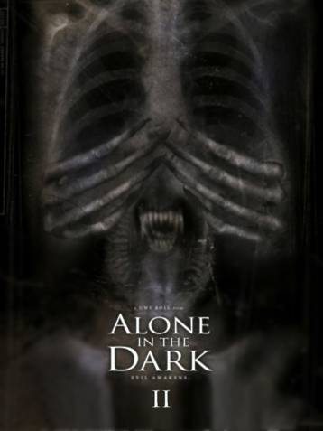alone in the dark videojuego de 2008