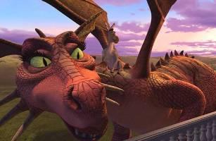 dragona - shrek