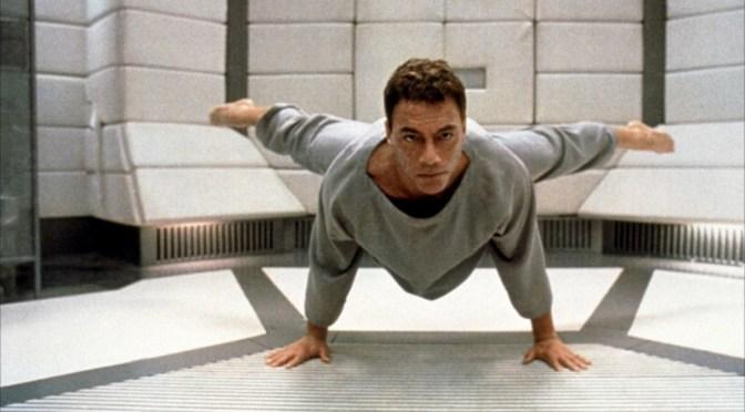 Van Damme vs Freddy Krueger