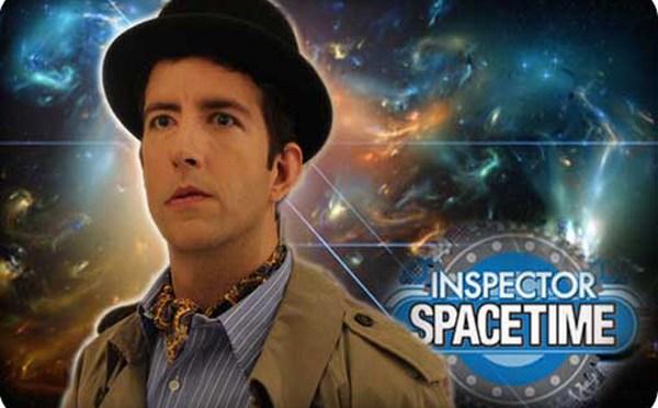 """""""Inspector Espaciotiempo: La Película"""""""