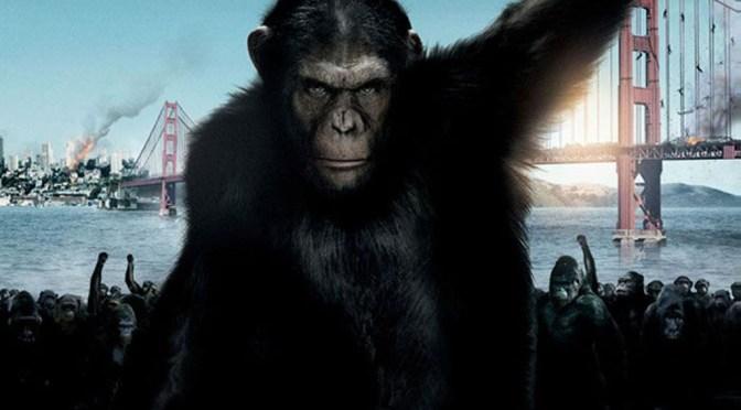 """""""El origen del planeta de los simios"""" (2011) – Un pequeño bluff"""