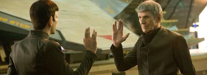 """""""Star Trek: En la oscuridad"""" – las tomas falsas"""