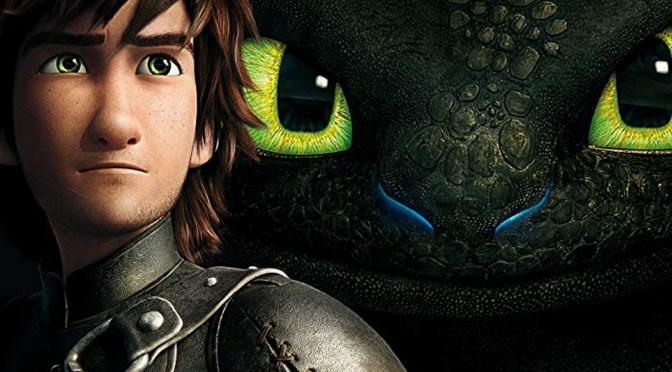 Cómo entrenar a tu dragón 2 (2014)… muérete de asco, Christopher Paolini