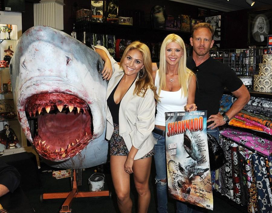 """""""Sharknado"""" DVD Signing"""