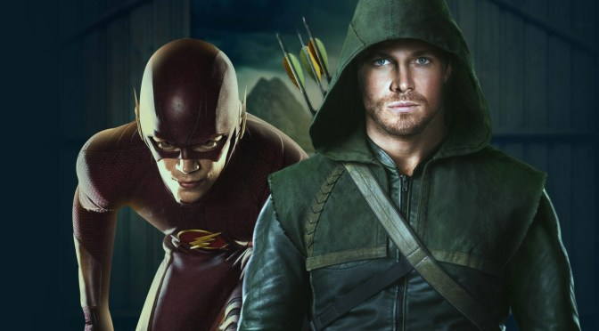 Finales de temporada de 'Arrow' y 'Flash'