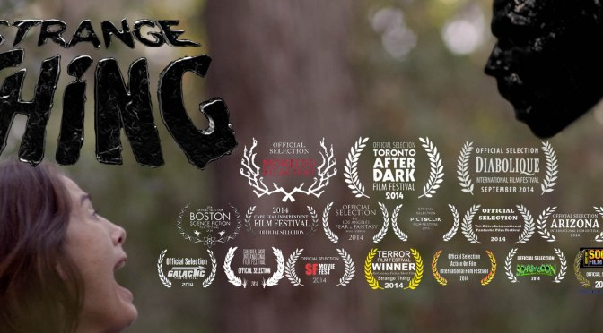 The strange thing – un corto pacagarse