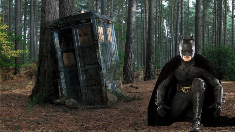 Batman Tardis