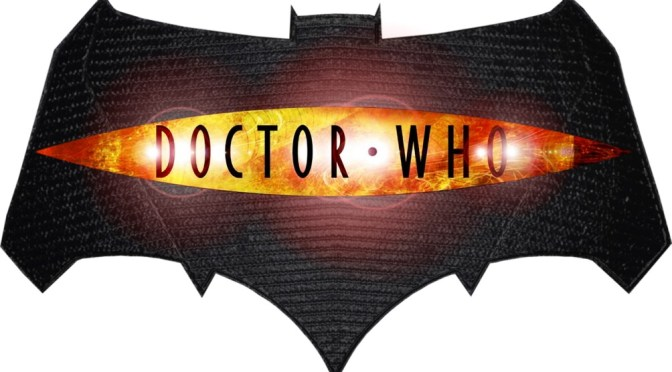 Batman vs Doctor Who
