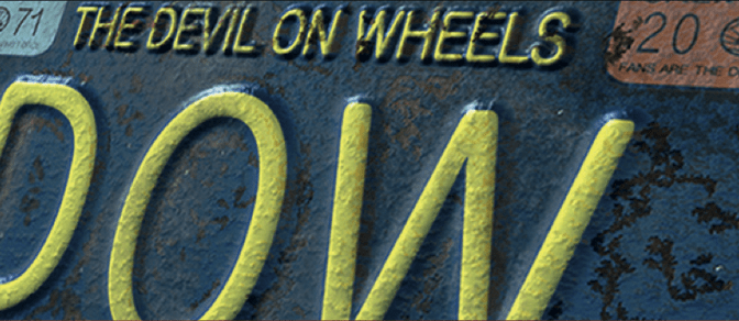 Comienza la campaña: The Devil on Wheels