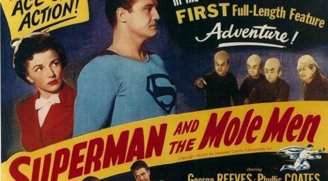 DEP George Reeves, 56 años sin Superman