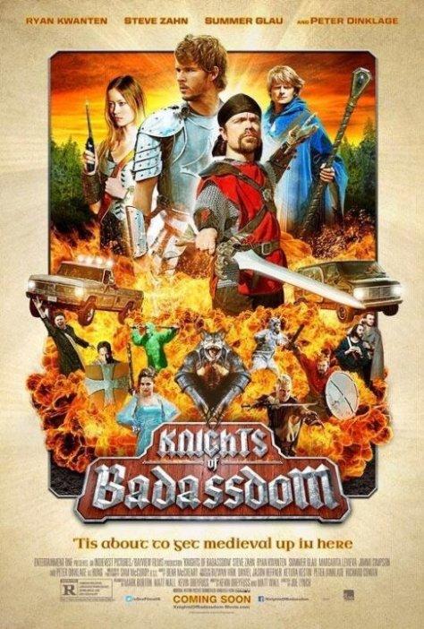 Knights of Badassdom - cartel