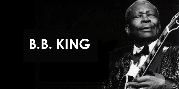 BB King – 'Into the night'