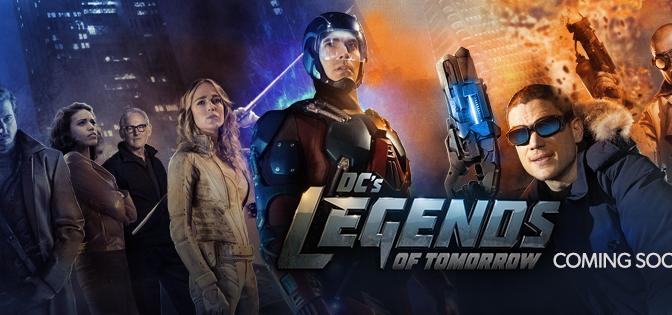 DC's Legends Of Tomorrow – nueva serie de superhéroes