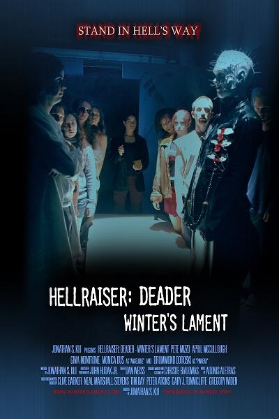 hellraiser deader winters lament
