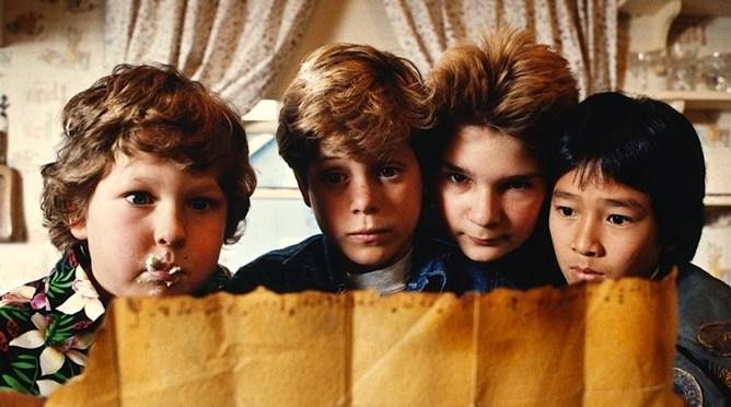 'Los Goonies' cumplen 30 años!