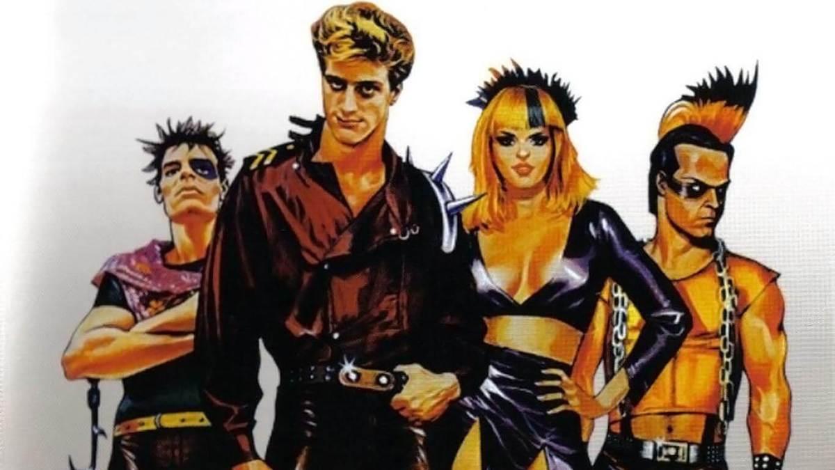 Curso 1984 (1982) - rebelión en las aulas