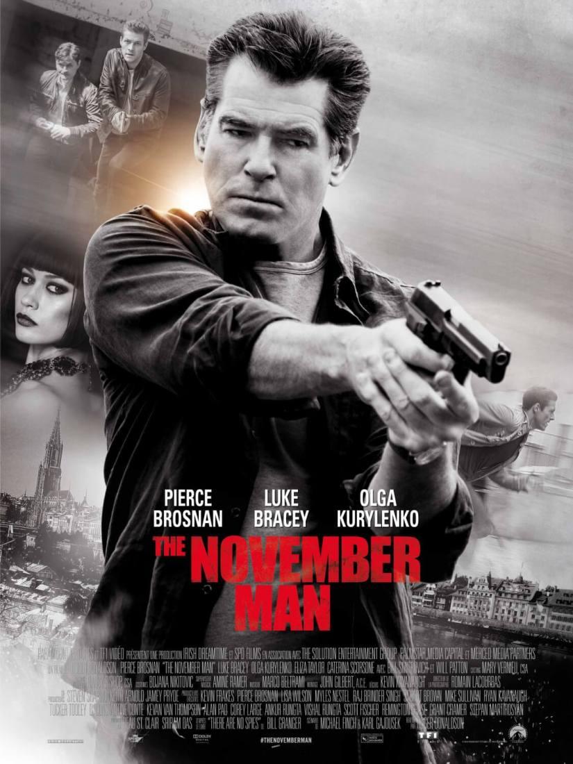 la conspiración de noviembre cartel