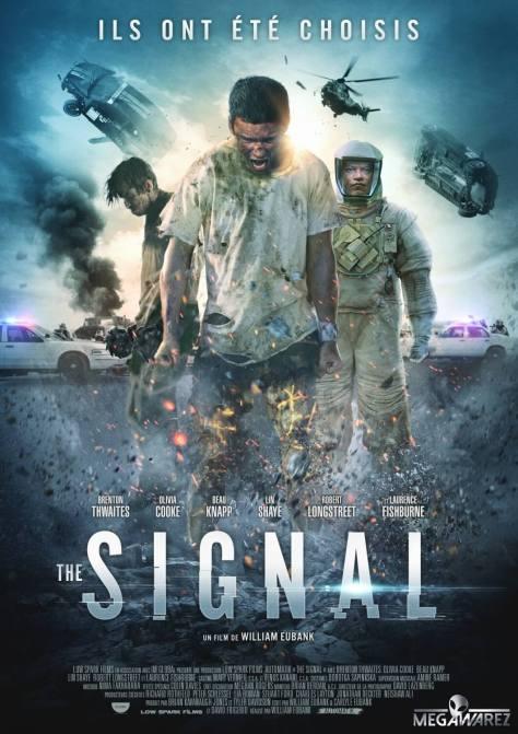 la señal - poster