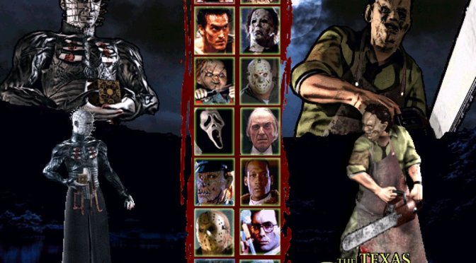 'Terrordrome' – el Mortal Kombat que todo aficionado al terror debería conocer