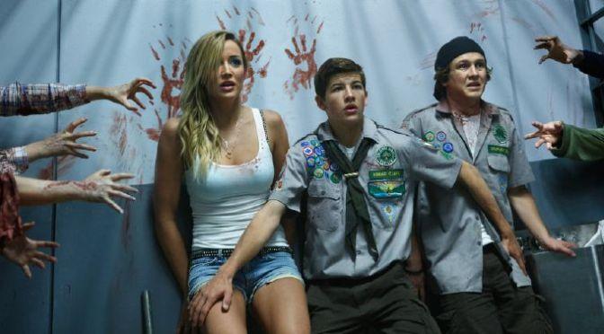 Zombie Camp (2015) – tetas y hormonas