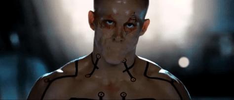 Así era Ryan Reynolds como Deadpool en X-Men Origins: Wolverine. A merc with a mouth, pero sin ella.