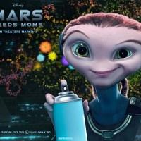 Marte necesita madres (2011), feminazis vs hippies