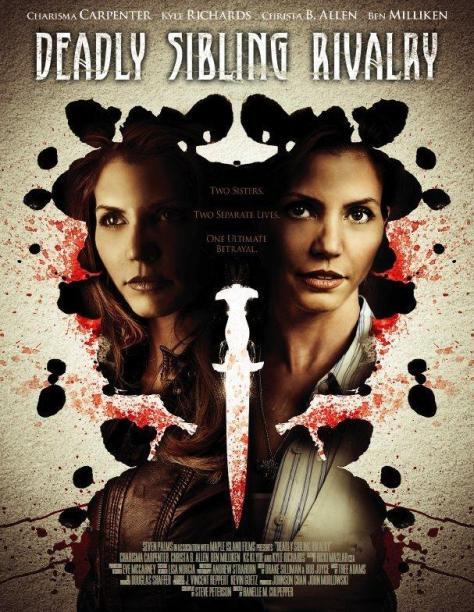 gemelas - poster
