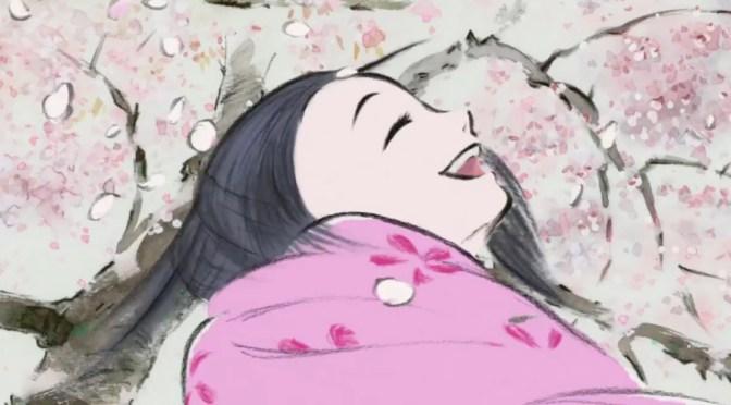 El Cuento de la Princesa Kaguya (2013), farewell bis